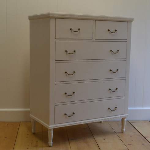 Madeline Six-Drawer Dresser