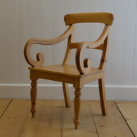 Farmhouse Chair with arms