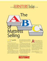 The ABC's of Mattress Selling, 2008