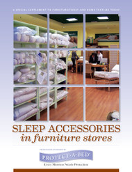 Sleep Accessories in Furniture Stores, 2012