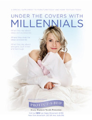 Furniture/Today's Under the covers with Millennials, 2012