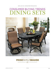 Casual Living's Consumer Buying Trends: Dining Sets, 2015
