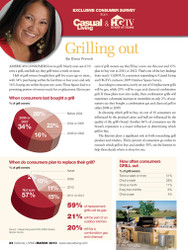 Casual Living and HGTV Consumer Views: Grills, 2010