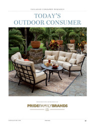 Casual Living and HGTV's Today's Outdoor Consumer, 2012
