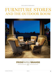Furniture Stores and the Outdoor Room, 2013