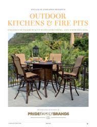 Casual Living and HGTV's Outdoor kitchens & fire pits, 2013