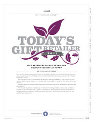 Gifts & Decorative Accessories Today's Gift Retailer and Trade Shows, 2014