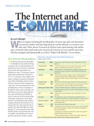 Gifts & Decorative Accessories The Internet and E-Commerce Retailer Survey, 2010