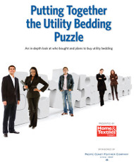 Home & Textiles Today Putting Together the Utility Bedding Puzzle: 2015