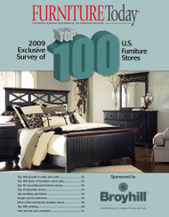 Furniture Today's Top 100 Furniture Stores - 2009