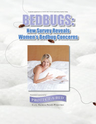 Bedbugs: New Survey Reveals Women's Bedbug Concerns