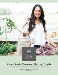 Furniture Today's Case Goods Consumer Buying Trends, 2015
