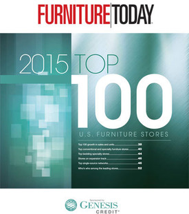 op 100 U.S. Furniture stores