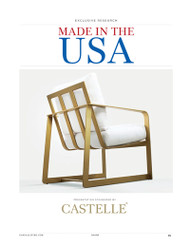 Casual Living's Made in the USA report, 2016