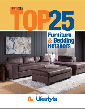 Furniture/Todayu0027s Top 25 Furniture And Bedding Retailers, 2016