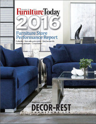 Furniture Today Furniture Store Performance for Report 2016