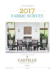 Casual Living Fabric Survey, 2017