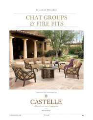 Casual Living Chat Groups and Fire Pits report, 2017