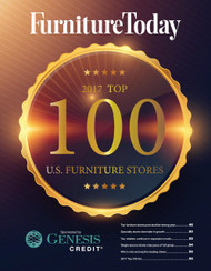 Furniture Today's Top 100 Furniture Stores, 2017