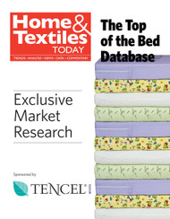 Home & Textiles Today Database: Top-of-Bed 2017
