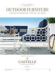 Casual Living's Furniture Metro Market Projections 2018