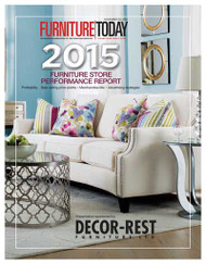 Furniture Store Performance Report for 2015
