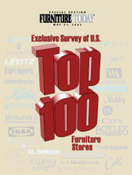 Furniture Today's Top 100 Furniture Stores - 2002
