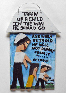 TRAIN UP A CHILD by Missionary Mary Proctor