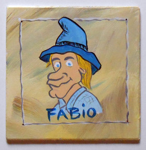 FABIO by Poor Ol George™