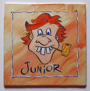 JUNIOR by Poor Ol' George™