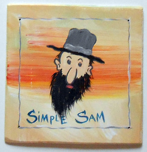 SIMPLE SAM by Poor Ol' George™