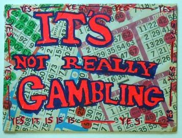 IT'S NOT GAMBLING by Jaybird