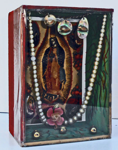 GUADALUPE CIGAR BOX by Pops Casey