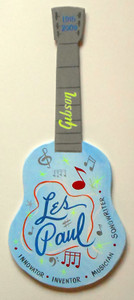 LES PAUL - WOOD GIBSON GUITAR by George Borum