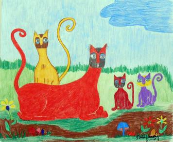 CUBBIE FAMILY by Floria Yancey