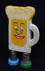 Beer Mug  Bob - Munchkin by George Borum