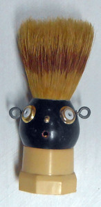 SHAVING BRUSH HEAD - SM-122 by Steve Meadows