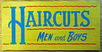 HAIRCUTS - Men and Boys
