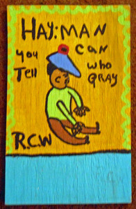 HEY MAN - YOU CAN TELL WHO PRAY - RUBY C WILLIAMS