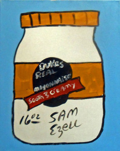 DUKE'S MAYONNAISE - by Sam Ezell