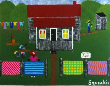 QUILT SALE (1) by Squeakie