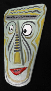 Folk Art 3-D Mask #577  -   by George Borum