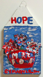 HOPE - FLOWER POT by Missionary Mary Proctor