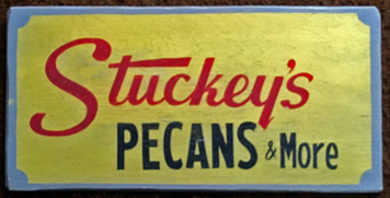 STUCKEY'S PECAN SHOPPE by George Borum