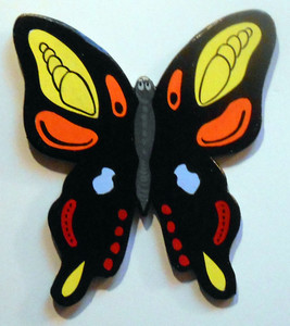 Cut-Out Wood BUTTERFLY