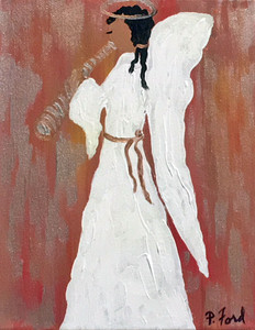 RUSTIC ANGEL by P Ford