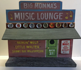 BIG MOMMA'S MUSIC LOUNGE - MISSISSIPPI BLUES JUKE JOINT