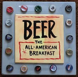 BEER - THE ALL-AMERICAN BREAKFAST  (2603)