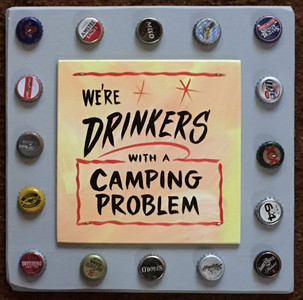 WE'RE DRINKERS - WITH A CAMPING PROBLEM (2605)
