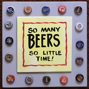 SO MANY BEERS  -  SOL LITTLE TIME (2609)